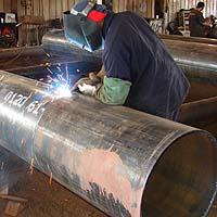 China Hot-Rolled Round Scaffolding Steel Pipes on sale