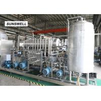 Buy cheap Common temperature Carbonated drink filling machine mixer from wholesalers