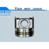 China Lightweight ISUZU Diesel Engine Piston For CXZ 6WF1 1121119990 High Performance wholesale