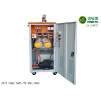 China 304 Stainless Steel Electric Heating Steam Boiler For Drying Machine / Cleaning Industry wholesale