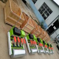 China Cheap Price four/ Six rows vegetable seeder for gasoline engine/potato seeder planter on sale