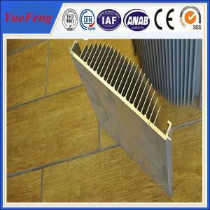 China aluminium profile extrusion heat sink,anodized aluminum alloy profile manufacturer,OEM wholesale