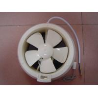 China Custom Quality Copper or CCA Plastic Cover Wall Ventilation Fan for Export wholesale