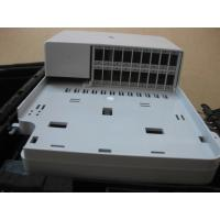 China 24 Port 96 Core Fiber Cable Joint Box With SC APC Adaptor Flame Retardant wholesale
