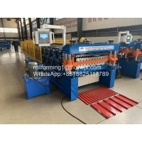 China 15m/Min Double Layer Roll Forming Machine wholesale