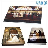 China wedding photo albums wholesale