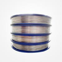 China Diameter 0.1mm-0.5mm Tungsten Rhenium Alloy Wire , High Temperature Resistant Metal , Thermocouple Wire wholesale