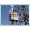 China Heavy Duty Construction Passenger Hoist , Material Lift And Elevator wholesale
