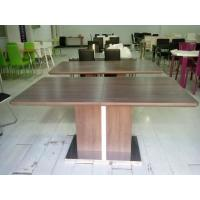 China MDF STICKER DINING TABLE wholesale
