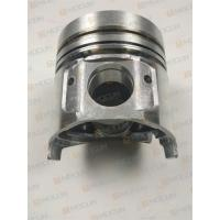 China 4TNE98 Yanmar Diesel Engine Parts Cast Aluminum Pistons 98mm Height YM129903-22120 wholesale