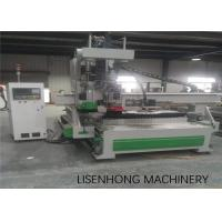Bilayer Adsorption Table CNC Engraving Machine Woodworking Carving Machines 2.3 Tons