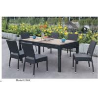 China outdoor dinning teak furniture-8156 wholesale
