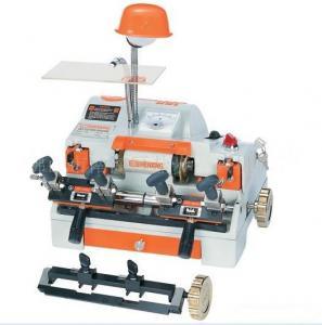 China Dual Cutter Key Duplicating Machine(100-B) on sale