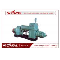 China Alloy Reamer Solid Concrete Block Making Machine Vacuum Brick Extruder High Pressure wholesale