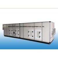 China Large Capacity Moisture Absorbing Desiccant Rotor Dehumidifier RH≤20% wholesale