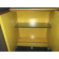 Quality 30 GAL Fireproof Hazardous Storage Cabinets For Flammable And Combustible for sale