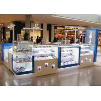 China Nice Modern Design Cell Phone Display Case / Mobile Phone Shop Display Counters wholesale