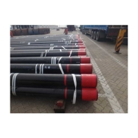 China API 5CT K55 Casing tubing Seamless Steel Pipe with Premium Connection/API 5CT 2 7/8 oilfield tubing pipe for oil and gas wholesale