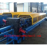 China Square Downspout Roll Forming Machine Electrical For Rainwater Pipes wholesale