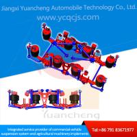 China Customized Low Floor Bus Air Bag Suspension Systems wholesale