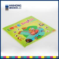China Coloring perfect bound paperback book printing with double sides coated art paper on sale