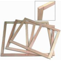 China Different Thickness Pine Wooden Stretcher Bars 2 Pcs Shrink Wrapped wholesale