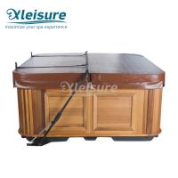China Middle Crossbar Spa Cover Lifter Aluminum Whirlpool Cover Lifter Non - Corrosive wholesale