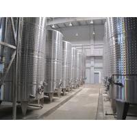 China SS304 Varible Wine Fermentation Tank Grape Wine Fermenter (ACE-FJG-1B) wholesale