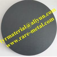 China Titanium oxide (TiO2) sputtering targets, Purity: 99.99%, CAS# 13463-67-7 on sale