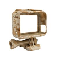 China Camouflage Standard Frame Protective Action Camera Cases for Gopro Hero 5 Black wholesale