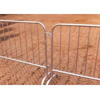 Buy cheap Security concert outdoor high proformance customized steel galvanized pvc coated from wholesalers