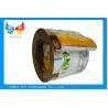 China Food Grade 50 Mic PVC Heat Shrink Sleeve Label For Bottled Beverage Packaging wholesale