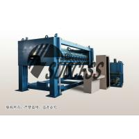 China Panel Severing Machine 10.5KW 220V AAC Block Cutting Machine Concrete Block Severing wholesale