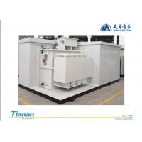 China 1600kva Prefabricated High Voltage Substation For Wind Power Generation wholesale
