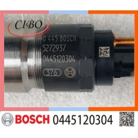 China 0445120304 Fuel Injector Nozzle on sale