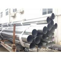 China Round Stainless Steel Pipe Schedule 40 , OD 1/4'' - 20'' Annealed Stainless Steel Tubing on sale