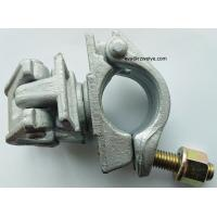 Buy cheap 8.8 grade T- bolt flange nut 22mm forged swivel coupler  clamp from wholesalers