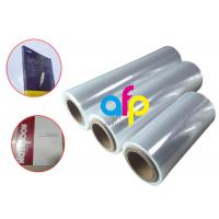 China Center Folded POF Heat Shrink Film Single Wound For Packaging 3 Inch Paper Core wholesale