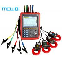 China MEWOI6000-Power Quality Analyzer wholesale