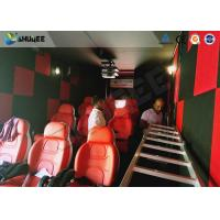 China Theme Parks 12D Cinema XD Movie Theater , Electric Personalized Home Theater wholesale