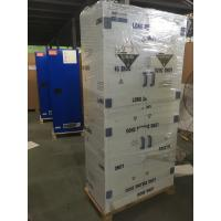 China Laboratory lockable and customized color safety storage cabinet in PP For Hazmat safety Storage cabinet wholesale