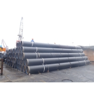 China 3PE large diameter LSAW carbon steel pipe tube for fluid petroleum gas oil/Metal Steel Welded oil Pipe/gas steel tube wholesale