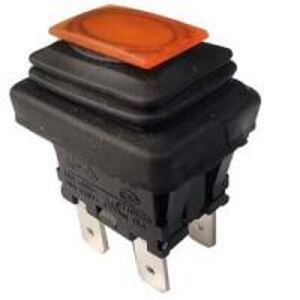 China PA66/PC Housing Waterproof Power Switch LC83 Series Mechanical 30000 Cycles wholesale