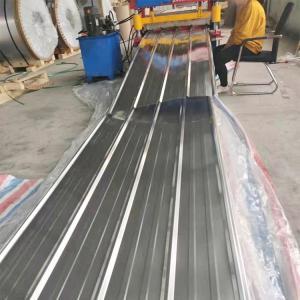 China Corrugated Aluminium Roofing Custom Aluminum Sheet Metal Aluminium Roofing Coil wholesale