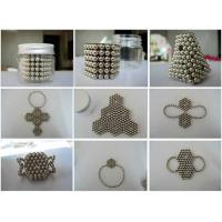 China Strong permanent magnet ball neo cube wholesale
