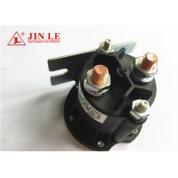 China Automobile Starter Solenoid Switch , 24v 12v Solenoid Switch For Hydraulic DC Motor wholesale