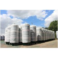 China Ethanol / CNG Compressed Air Storage Tank , 8mm Thickness Air Compressor Holding Tank wholesale