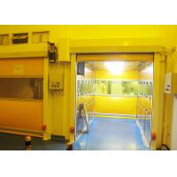 China 3 Modulars Air Shower Room Tunnel , Large Goods Air Showers For Clean Rooms wholesale