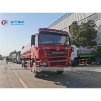 China Stainless Steel Shacman F3000 20000L Drinking Water Truck wholesale