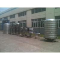 China 5000L/H Reverse Osmosis Drinking Water Treatment System With UV Sterilizer wholesale